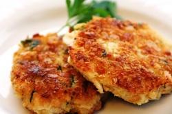 Рыбные котлеты, рецепт (очень вкусно) из минтая