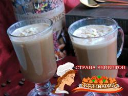 коктейли на основе кофе безалкогольные