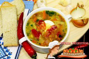 суп гречневый рецепт в мультиварке