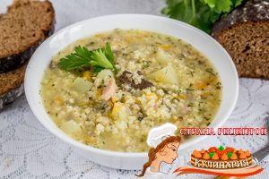 рецепт супа из консервы