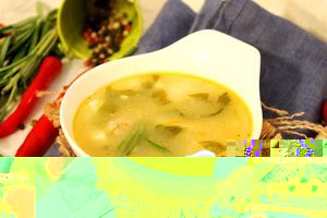 рецепт супа с рисом