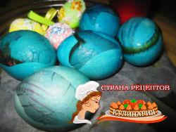 почему красят яйца