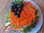 Праздничный салат Изабелла