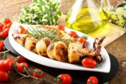 Фаршированные кальмары: рецепты с фото в духовке с сыром