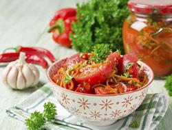 Помидоры по-корейски самый вкусный рецепты с фото