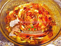 роза из картофеля