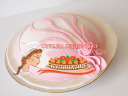 бисквитный торт шляпка рецепт