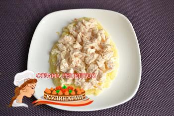 рецепты салатов на пасху