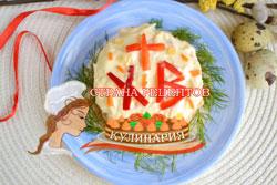 рецепт салата с курицей и корейской морковкой