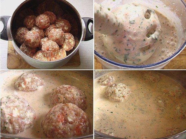 """Рецепт приготовления блюда """"Ленивые голубцы в кастрюле"""" :"""