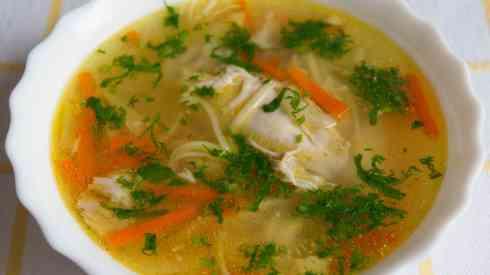 Суп быстро