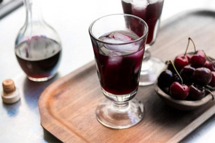 Вино из вишни с косточками в домашних условиях простой рецепт с фото