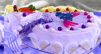 Торт  Бутербродный с мясом и печенью новогодний праздничный стол