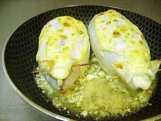 Фаршированные кальмары  рецепт фото 6