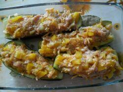 Фаршированные баклажаны с мясом и овощами в духовке рецепт