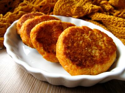 Морковные котлеты с овсянкой рецепт с фото пошагово