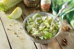 салат с курицей простой и вкусный