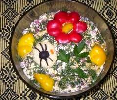 Салат с копченой колбасой рецепты