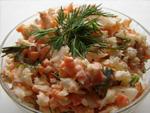 Салат из редьки и моркови рецепт приготовления на сайте Кулинария