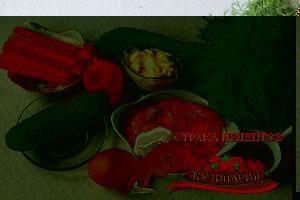 салат коктейль рецепты с фото