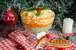 салаты с сыром фото