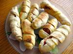 Сосиски в слоеном тесте рецепт с фото