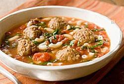 Суп с фрикадельками – рецепт приготовления с фото