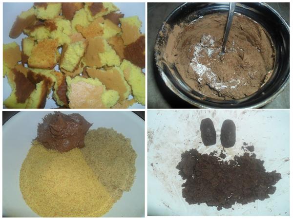 Как сделать домашнюю картошку шоколадную