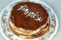 Тирамису торт с кофейным ликером рецепт приготовления