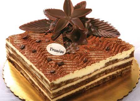 Торт Тирамису с ликером «Амаретто» рецепт (по-домашнему)