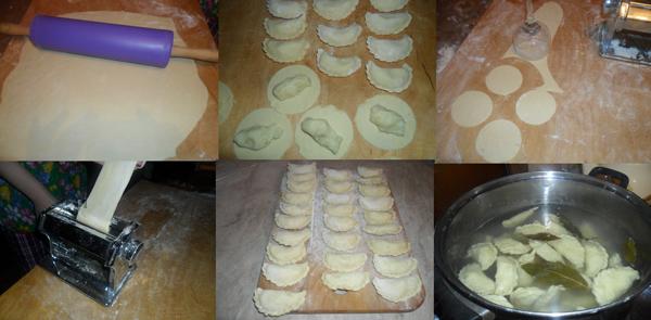 Вареники с картошкой рецепт с фото пошаговый