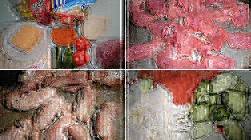 Шаверма в домашних условиях пошаговый с фото с курицей в лаваше
