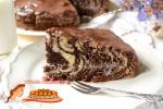 Торт зебра на сметане в домашних условиях, рецепт с фото (пошагово)